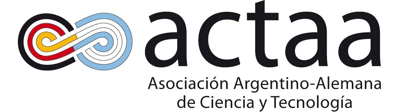 Logo Asociación Argentino-Alemana de Ciencia y Tecnología (ACTAA)