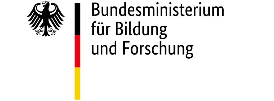 Logo Bundesministerium für Bildung und Forschung (BMBF)