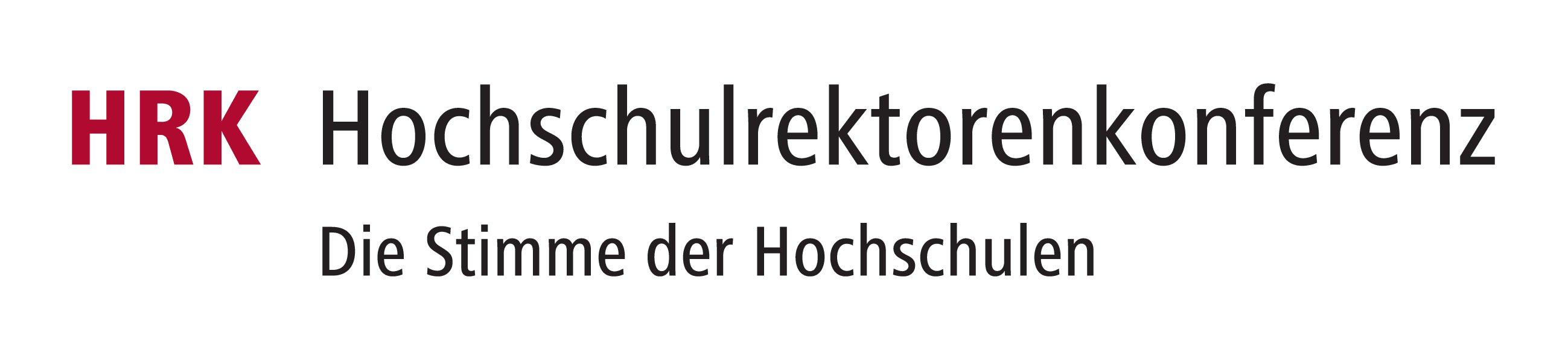Logo Hochschulrektorenkonferenz (HRK)