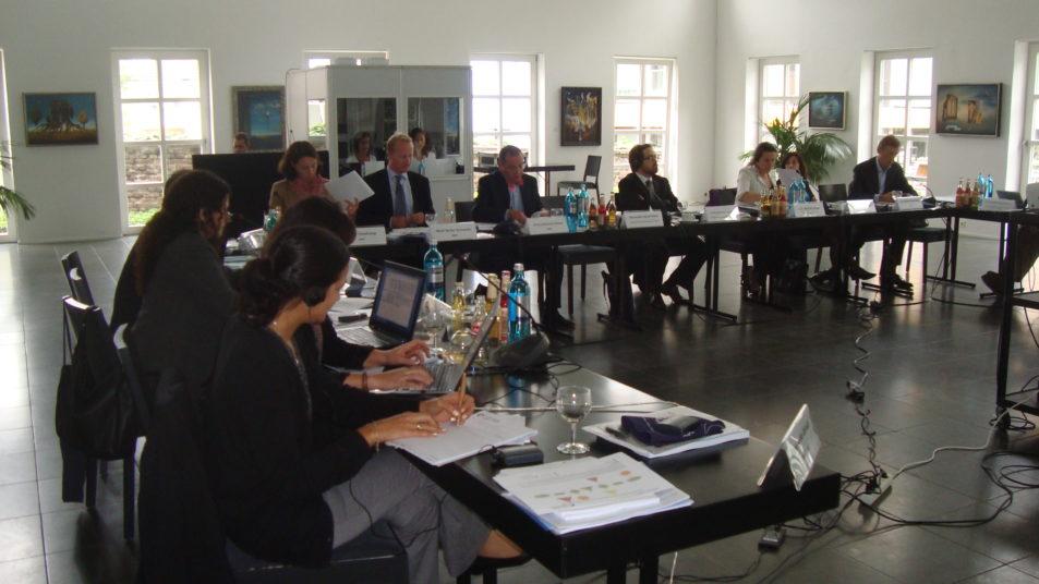 Sitzung des DAHZ Lenkungsausschusses 2015