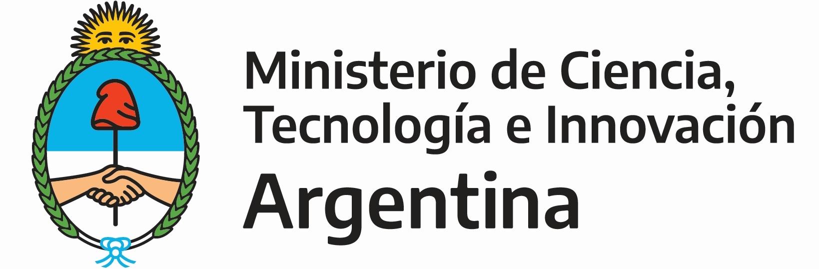 Logo Ministerio de Ciencia, Tecnología e Innovación